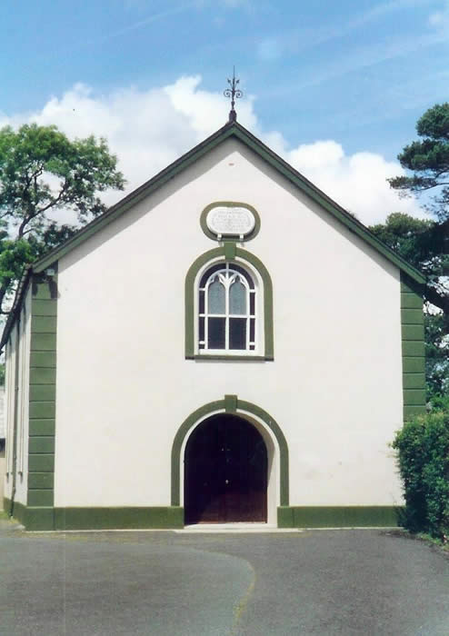 Molleston chapel